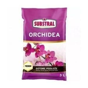 ZIEMIA SUBSTRAL ORCHIDEA 3L