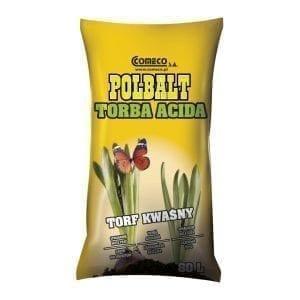 TORF KWAŚNY POLBALT  80L pH 3,5