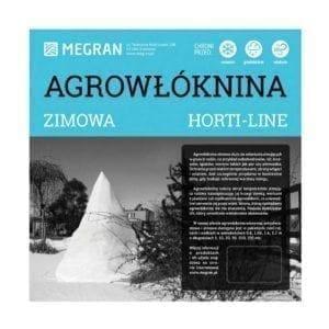 MEGRAN AGROWŁÓKNINA ZIMOWA HORTI-LINE 1.6x20M BIAŁA
